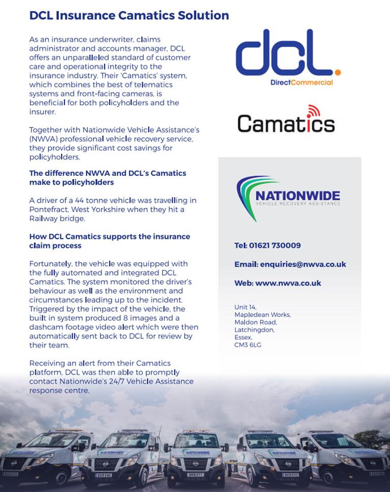 DCL Insurance Case Study